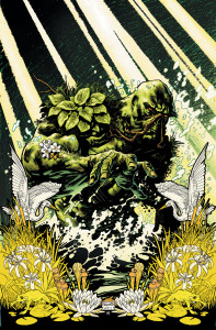Swamp thing vol 1