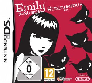 Emily the Strange: Strangerous (front)
