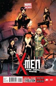 X-Men Vol. 4 #1