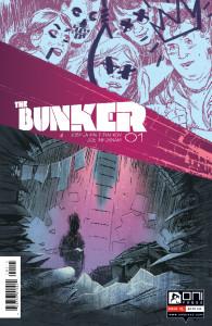 The Bunker (Oni Press) #1